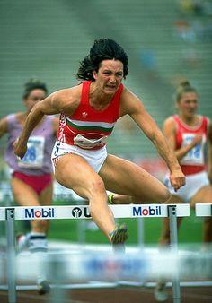 Jordanka Donkova 100m hurdels world record | 世界陸上】20年以上破られていない陸上競技の ...12.21 sek.