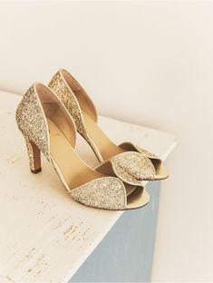 c788883065374d Sandales à Talon & Escarpins - La Samba - Pluie Dorée - Bobbies Chaussures  Été,
