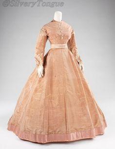 Madame Olympe c. 1865.