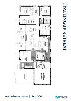 Yallingup Retreat Farmhouse Home Design | Ventura Homes