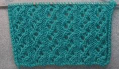 from the blog  knitting galore