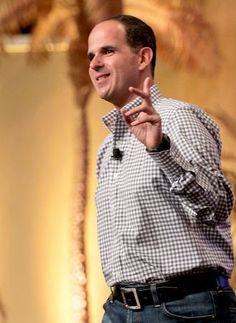 The Terrifying Question Marcus Lemonis Asked a Thousand Conference Attendees
