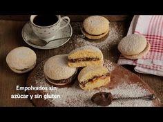 YouTube Keto, Relleno, Muffin, Cupcakes, Breakfast, Food, Youtube, Rice Flour, Corn Starch