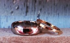 Create Your Own Wedding Bands  Spend a memorable day hand crafting your wedding bands together in a cosy workshop in West Wales.  https://www.froggler.com/transactable_types/57/locations/rose-y-gweithdy-bach-maes-yr-ywen/listings/9396