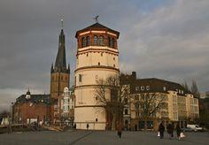 Martes Tour: Iglesia St. Lambertus, Düsseldorf, Alemania