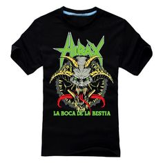 HIRAX - La Boca De La Bestia T-shirt