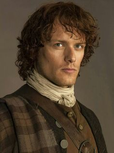 Jamie from Outlander Series-Sam Heughan
