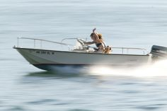 "Boston Whaler - Katama 17' - ""First Straw"" - Dabob Bay, Hood Canal"