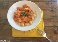 Gnocchi (Pasta Casera)