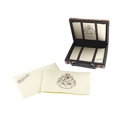 $25 Hogwarts™ Luggage Stationery Set