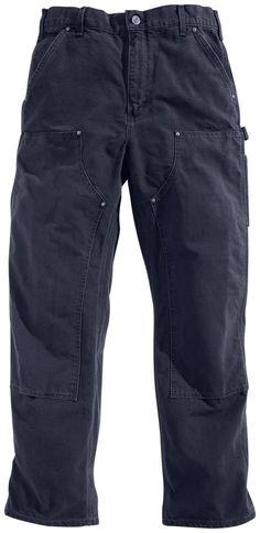"""CARHARTT Arbeitshose für 64,99€. Arbeitshose """"EB136"""", 8 Taschen, aus 100% Baumwolle, doppelte Front bei OTTO"""