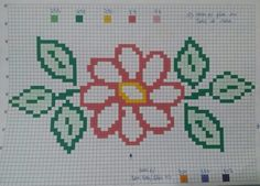Cross Stitch Cards, Cross Stitch Flowers, Cross Stitching, Embroidery Stitches, Embroidery Patterns, Bead Loom Patterns, Loom Beading, Rug Hooking, Knitting Socks