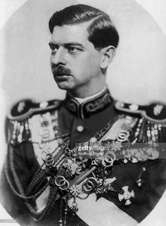 Portrait In The Of King Carol Ii Of Romania, In Uniform As An Officer Of The Romanian Army. (Photo by Keystone-France/Gamma-Keystone via Getty Images) Romanian Royal Family, Ferdinand, Crown Jewels, Reyes, Descendants, King Queen, Civilization, Art History, 1930s