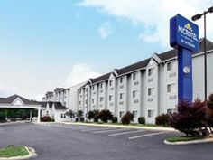Christiansburg (VA) Microtel Inn & Suites by Wyndham Christiansburg/Blacksburg United States, North America Microtel Inn & Suites by Wyndham Christiansburg/Bl is perfectly located for both business and leisure guests in Christiansburg (VA). Both business travelers and tourists can enjoy the hotel's facilities and services. Free Wi-Fi in all rooms, 24-hour front desk, facilities for disabled guests, family room, elevator are there for guest's enjoyment. All rooms are designed a...