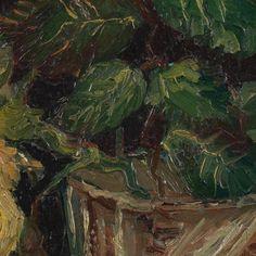 Glas met gele rozen - Van Gogh Museum