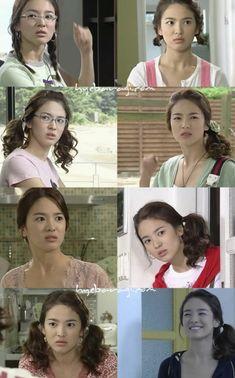 Korean Actresses, Korean Actors, Descendants Of The Sun Wallpaper, Autumn In My Heart, Hallyu Star, Song Hye Kyo, The Grandmaster, Korean Dramas, Full House