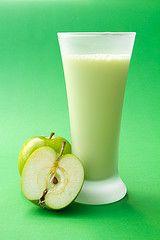 Apple and Flax Seeds Milkshake Recipe - Nutribullet Recipes