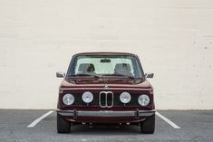 Bid for the chance to own a 1974 BMW 2002tii 5-Speed at auction with Bring a Trailer, the home of the best vintage and classic cars online. Lot #1,454.