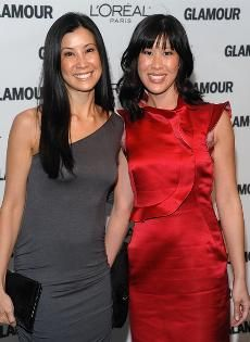 Lisa and Laura Ling