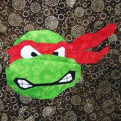 Raphael by SchenleyP, a free pattern on Fandom In Stitches!