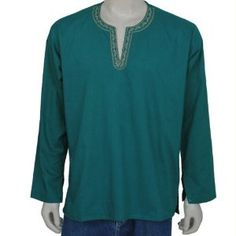 Boys Long Sleeve Casual Cotton Shirt Kurta India (Apparel)  http://howtogetfaster.co.uk/jenks.php?p=B007CTT11G  B007CTT11G