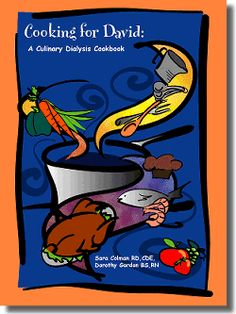 Cookbook just for Dialysis patients!