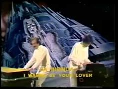 La Bionda - I Wanna Be Your Lover (1980)