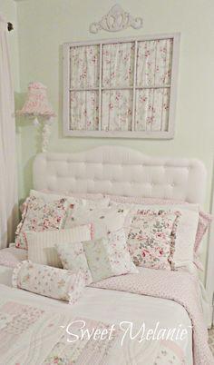 juliette lit 2 personnes style shabby chic avec t te de lit en bois blanc cuisine. Black Bedroom Furniture Sets. Home Design Ideas
