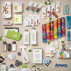 Amway Products!! Buy at http://Amway.com/evankadlec