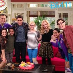 """Photos: Some Of The """"Liv And Maddie"""" Cast Tweeted Live During Season One Finale July 27, 2014"""