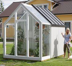 Hasselfors Trädgårdslider Iver 6 m2 - Gardenhome.se trädgårdsbutik