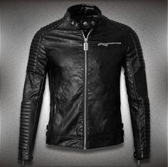 Cheap 2014 Top Kali Pi simple delgado cuero de la motocicleta marca de moda de alta calidad, los hombres de la chaqueta de cuero del cráneo de XXXL B24, Compro Calidad Cuero y Ante directamente de los surtidores de China: