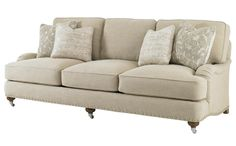 Lexington Twilight Bay Carley Sofa   Zaku0027s Fine Furniture   Sofa Tri Cities    Johnson City And Bristol Tennessee