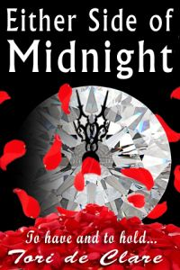 Read our interview of Tori de Clare, author of Either Side Of Midnight, on our blog. http://www.bravebirdpublishing.com/meet-engaging-tori-de-clare