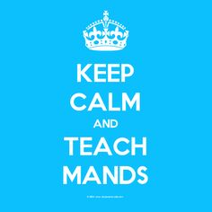 And then teach more mands....and more mands.....and more mands, love Megan Harris aba board