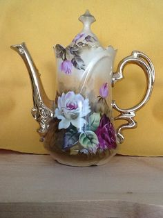 Exquisite Hand Painted Vintage Lefton China by Sycamoresellers1, $90.00