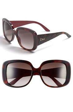 Dior 'Ladylady' 56mm Sunglasses available at #Nordstrom