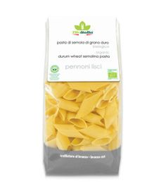 Pennoni Lisci Bioitalia - Pasta Trafilata al Bronzo