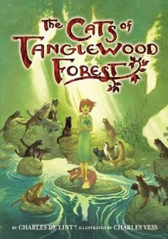 In this whimsical, original folktale written and illustrated throughout in vibrant full color by two celebrated masters of modern fantasy, a young girl's journey becomes an enchanting coming-of-age story about magic, friendship, and the courage to shape one's own destiny.
