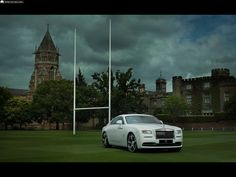 Fotos del Rolls-Royce Wraith History of Rugby - 6 / 8