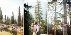 Romance in the Colorado Rockies | Luxe Mountain Weddings