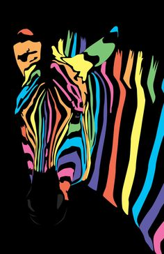 zebra drawing | Creative Commons Attribution-Noncommercial-No Derivative Works 3.0 ...