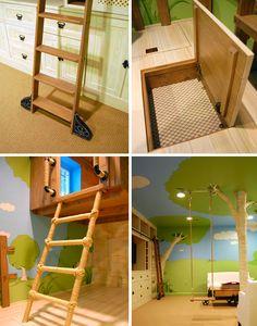 barninredning sovrum