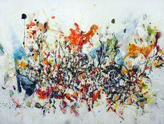 Road trip - Galerie Perreault   #Art #Artiste #Artist #Paysage #Quebec #GalerieDart #ArtGallery #Artwork #Painting #Peinture #abstractart #abstractpainting Artgallery, Road Trip, Ouvrages D'art, Decoration, Abstract Art, Painting, Artwork, Photography, Splash Of Colour