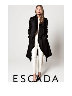 In love with this #escada coat
