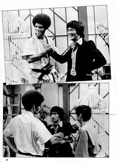Enter the Dragon/ Jim Kelly & Bruce Lee