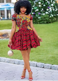 12 Ankara Styles For Ladies - African Wear Outfits Ankara Styles For Ladies - African Wear Outfits. Ankara Styles For Ladies - African Wear Outfits African Fashion Ankara, Latest African Fashion Dresses, African Print Fashion, Fashion Prints, Fashion Styles, Ankara Wedding Styles, Unique Ankara Styles, Ankara Gown Styles, Beautiful Ankara Styles