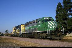 RailPictures.Net Photo: FURX 3021 First Union Rail (FURX) EMD SD40-2 at Harbor City, California by Joe Blackwell