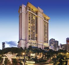 Hilton Grand Vacations Suites at Hilton Hawaiian Village - Kalia Tower