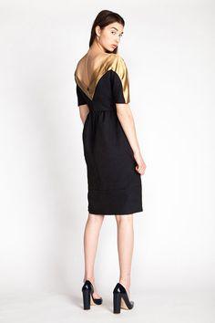 digital leotie midi dress + skirt sewing pattern